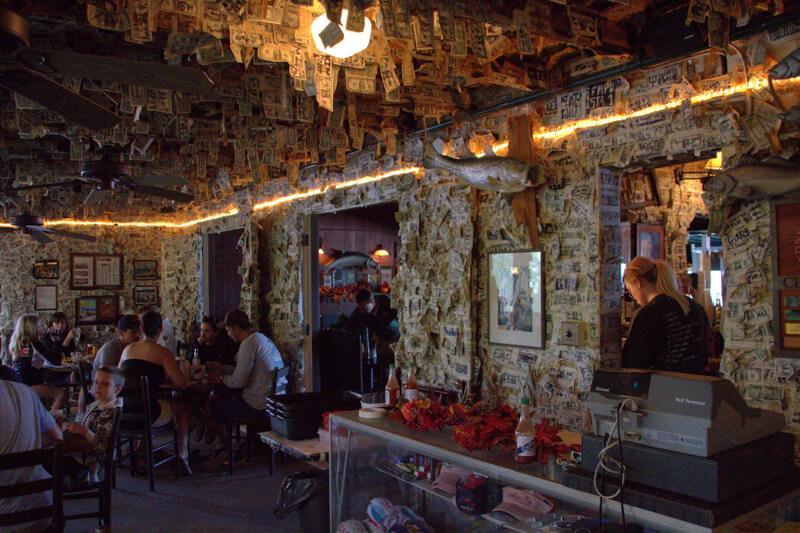 Restaurant Cabbage Key
