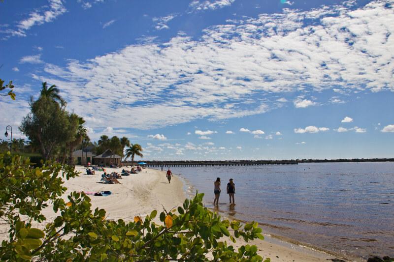 Strand in Cape Coral